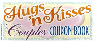 Hugs and Kisses Couples Coupon Book