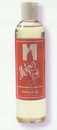 Making Love Flavored Massage Oil: Candied Cherries 8 oz.