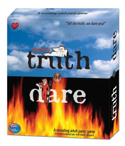 Party Truth or Dare Adult Game