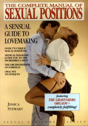 The Complete Manual Of Sexual Positions Adult Book