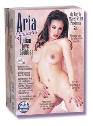 Aria Giovanni Love Goddess Doll