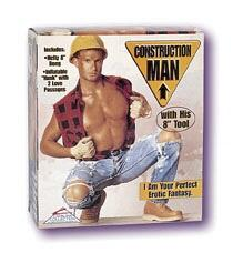 Construction Man Male Sex Doll