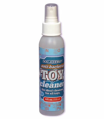 Antibacterial Sex Toys Cleaner