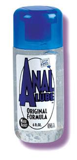Anal Lube 6 oz.