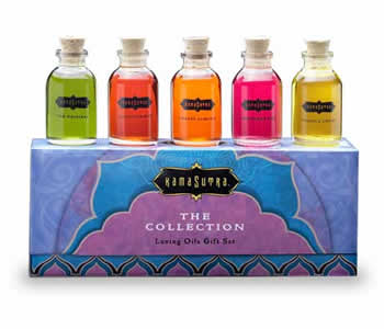 Kama Sutra Oil of Love Collection