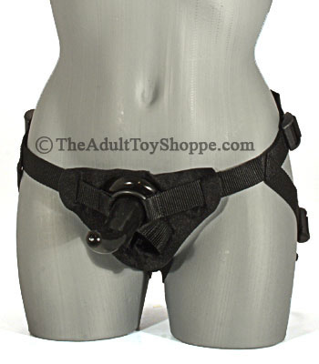 Beginner's Strap-On Harness