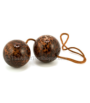 Leopard Pleasure Balls