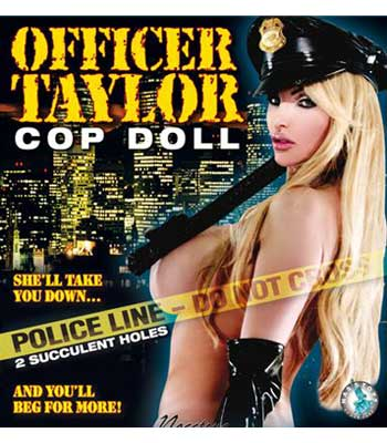 Officer Taylor Sex Doll