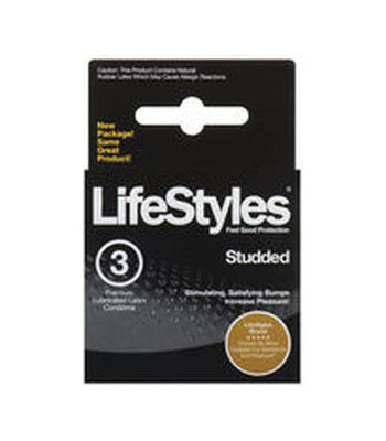 Lifestyles Studded Condoms