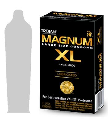 Trojan Magnum XL Condoms
